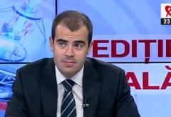 El e Răzvan Prişcă, deputat PNL Prahova. Răzvan Prişcă e batut in cap. Nu fiti ca Răzvan Prişcă
