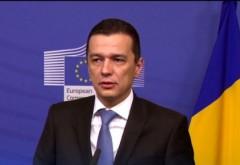 """Mesajul lui Sorin Grindeanu pentru primari: """"La Palatul Victoria se mai întâmplă şi alte lucruri decât proteste!"""""""