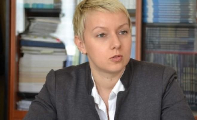 Șefa UNJR, atac DUR la adresa lui Iohannis: 'Statul de drept' a devenit slogan