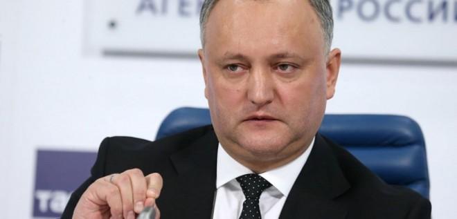 Dodon, către ambasadorul SUA şi cel al României la Chişinău: Vă solicit ca pe viitor să nu-mi mai daţi lecţii. Moldova e un stat independent
