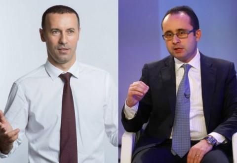 """PNL se cearta pe """"favoriti"""": Unii il dau drept lider pe Iulian Dumitrescu, in timp ce la Bucuresti liberalii il prefera pe Busoi"""