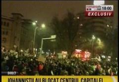 SONDAJ Protestele din stradă nu i-a adus nici un câștig rețelei progresisto-soroşiste. Cei trecuți de 35 de ani consideră în proporție uriașă, de 65%, că tinerii sunt manipulați de interesele externe și de corporațiile din România