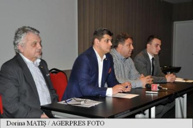 Laurențiu Rebega: Partidul Forța Națională și Partidul România Unită au hotărât să se unească într-un pol naționalist