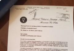 Ministerul Culturii a dat AVIZ POZITIV: Bustul lui Ferdinand I poate fi amplasat in centrul orasului Busteni