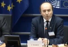 Ministrul Justiției în PE: Avem probleme mari în penitenciare. Grațierea nu rezolvă problema
