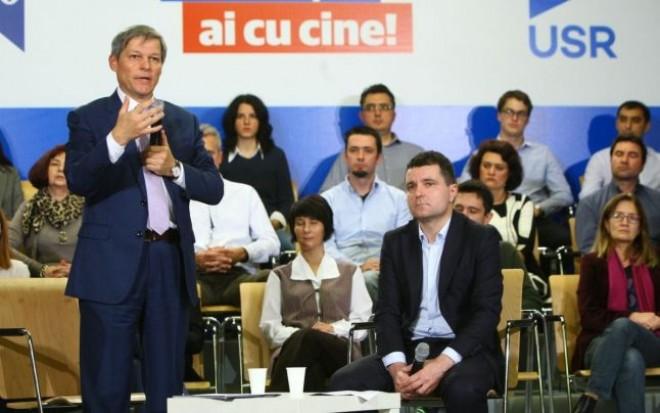 Dacian Cioloș, mesaj tranșant pentru USR: Să nu se mai folosească de numele meu
