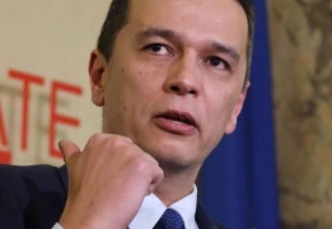 Sorin Grindeanu l-a REMANIAT pe Daniel Constantin/ VIDEO