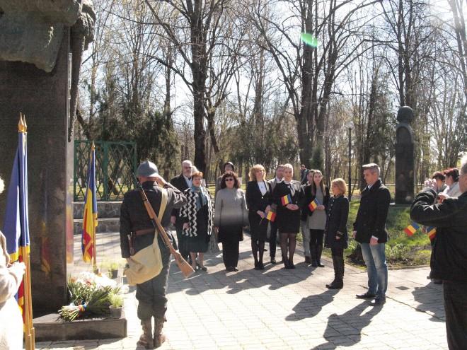 Sărbătoare în Prahova, la 99 de ani de la Unirea Basarabiei cu România