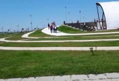 Sute de puieţi vor fi plantaţi în Parcul Municipal Vest