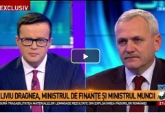 """Liviu Dragnea, la Sinteza zilei: """"Subiectul naţionalizării sistemului de pensii private, un fals! Guvernul României să ceară explicații"""""""