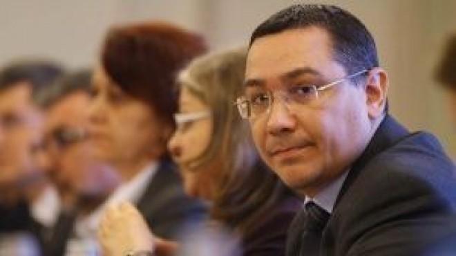 """Armata"" lui Ponta pierde soldați"