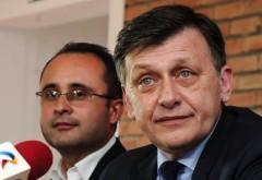 """Crin Antonescu il sustine pe Cristian Busoi la sefia PNL: """"Are experienta politica si simt politic"""""""