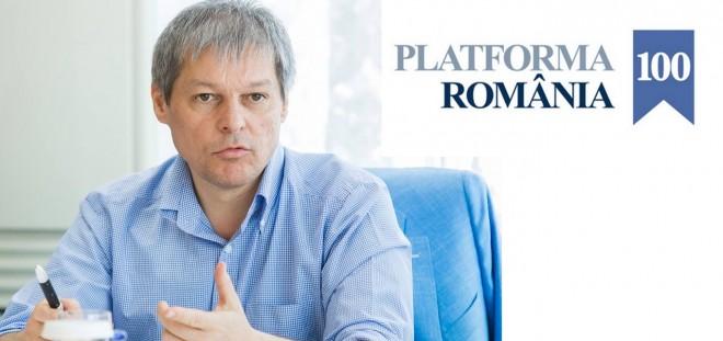 Platforma România 100 întoarce privirea în altă direcție când vorbim de Unirea cu Basarabia!