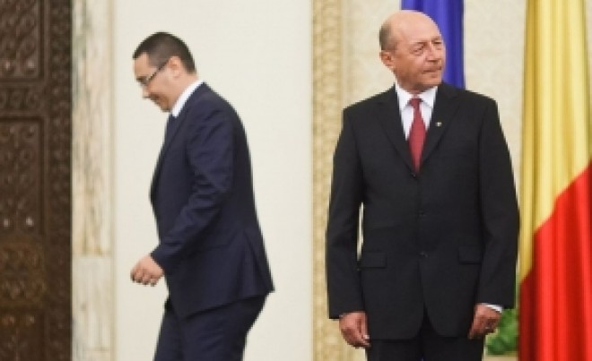 Traian Băsescu: Îl dau în judecată pe Victor Ponta