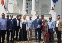 Marian State a intrat in cursa pentru Primaria Baicoi. Conducerea PSD Prahova i-a fost alaturi la depunerea candidaturii
