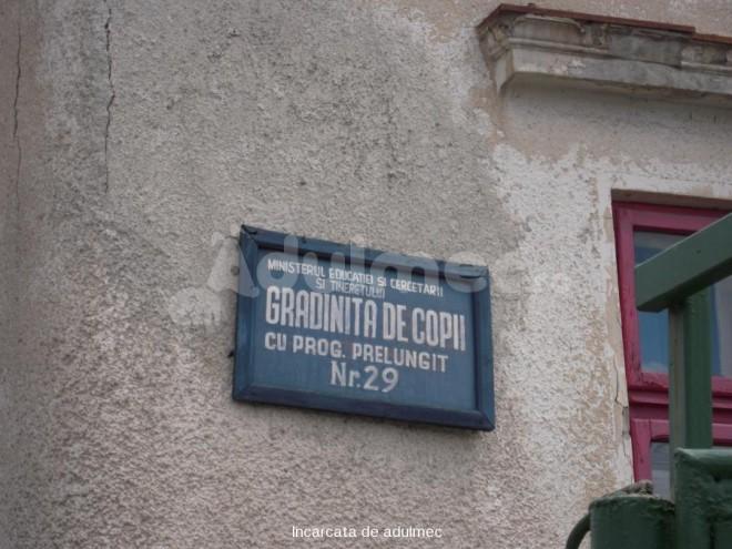 O grădiniţă din Ploieşti va fi demolată