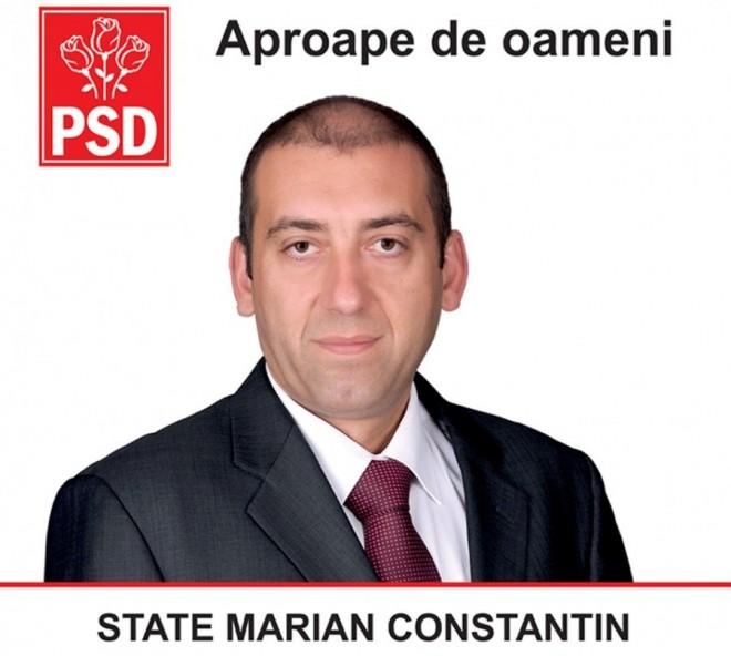 "Marian State, candidat PSD la Primaria Baicoi: ""Imi place sa locuiesc in acest oras si vreau ca si oamenilor sa le placa orasul in care traiesc"""