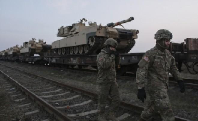 Mutare de ȘAH a SUA. Bani mai mulți pentru apărarea Estului Europei
