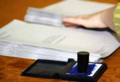 Buletinele de vot vor fi distribuite mâine sub pază militarizată