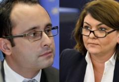 Congres PNL. Adina Vălean arată asul din mâneca lui Cristian Bușoi