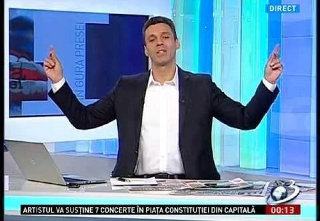 """Mircea Badea îl ironizează pe Grindeanu! """"Pare noul Petre Roman în vizită la APACA"""""""