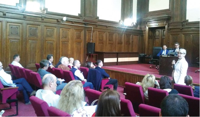 Bogdan Toader, anunt important: Vom deschide, la Ploiesti, un centru de afaceri pentru export