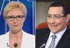Contre DURE la Parlament! Dana Grecu către Victor Ponta: Sunteți securist