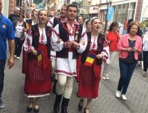 VIDEO! Vezi ce a facut delegatia CJ Prahova pe strazile din Heidelberg