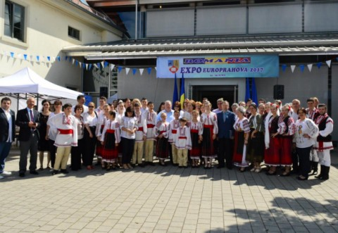 Prahova, promovată în Germania