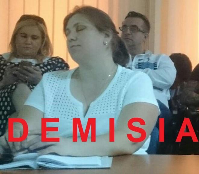 De ce OBLIGATA Nicoleta Craciunoiu sa isi dea DEMISIA