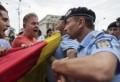 Protestul #Rezist este INTERZIS. Manifestanţii sfidează autorităţile: 'Diseară VOM IEŞI din case'