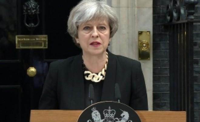 Theresa May, scrisoare de susținere pentru Mihai Tudose