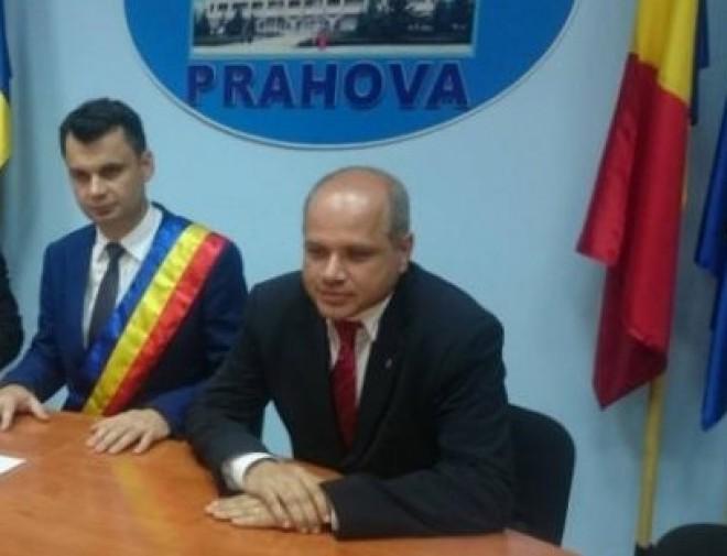 Primarul Dobre vrea capul viceprimarului George Panã