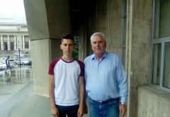 Consilierul ploiestean Andrei Gheorghe, mesaj de multumire pentru elevul care i-a returnat telefonul pierdut