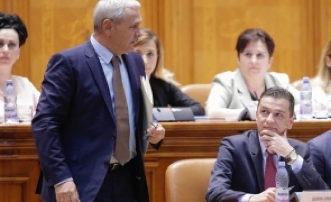Liviu Dragnea, ironie pentru Sorin Grindeanu: 'Foarte important subiectul pentru ţară'