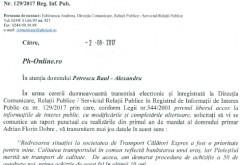 RAPORT/ Primarul Adrian Dobre, un an in fruntea Primariei Ploiesti. Ce a facut si ce nu a facut edilul, de la preluarea mandatului