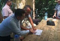 CJ Prahova duce la bun sfarsit ceretarile arheologice de la Malaiesti. Bogdan Toader: Urmeaza exproprierile si conservarea sitului