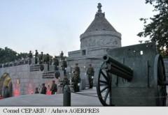 Ceremonie comemorativă a centenarului bătăliei de la Mărășești; participă președintele Iohannis și premierul Tudose