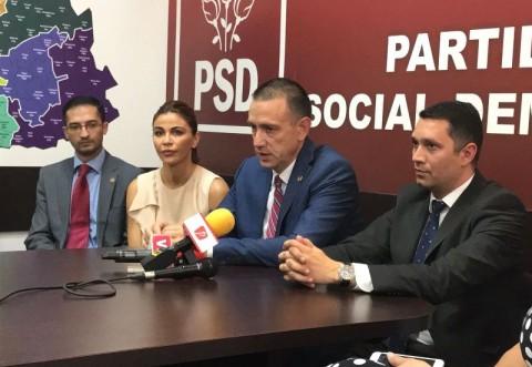 Ministrul Mihai Fifor: Suntem decişi să ajutăm Consiliul Judeţean pentru a prelua partea turistică din cadrul Salinei Slănic