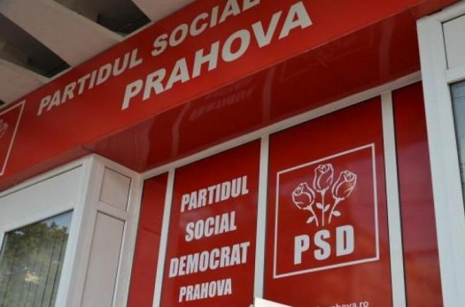 Alegeri in PSD Prahova