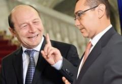Traian Băsescu îl pune la punct pe Victor Ponta: 'Cu Ponta? Niciodată! Păi, aduceţi-vă aminte cât l-am acuzat că e mincinos, că e iresponsabil'