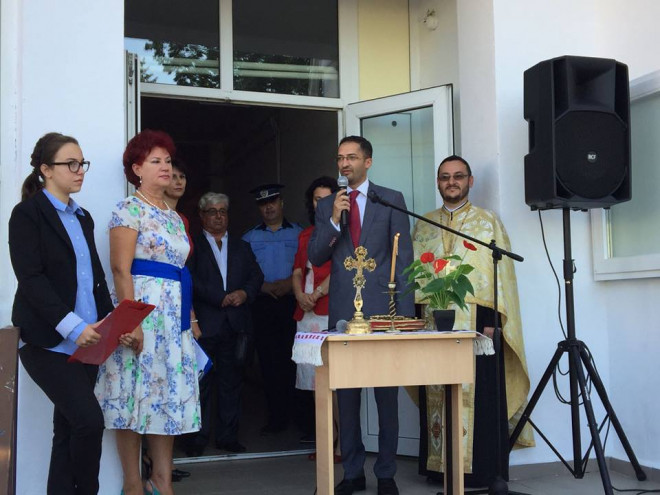 Mesajul deputatului PSD Andrei Nicolae pentru părinţi, profesori şi elevi la deschiderea anului şcolar