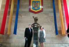 Ludmila Sfirloaga, intalnire importanta la CJ Prahova
