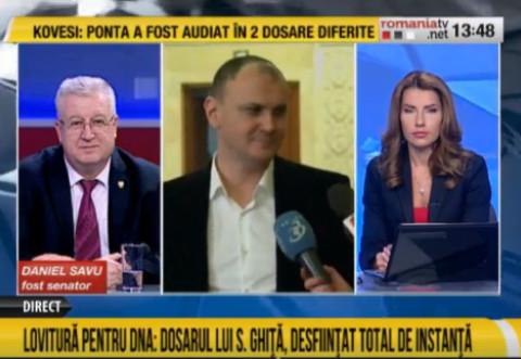 Daniel Savu: Ghita si Badescu si-au gasit dreptatea. Sper ca nu vor fi ultimii