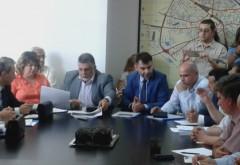 S-au inteles! Consilierii PSD-ALDE-PNL, discutii constructive despre noul Spital Municipal de Urgenta Ploiesti
