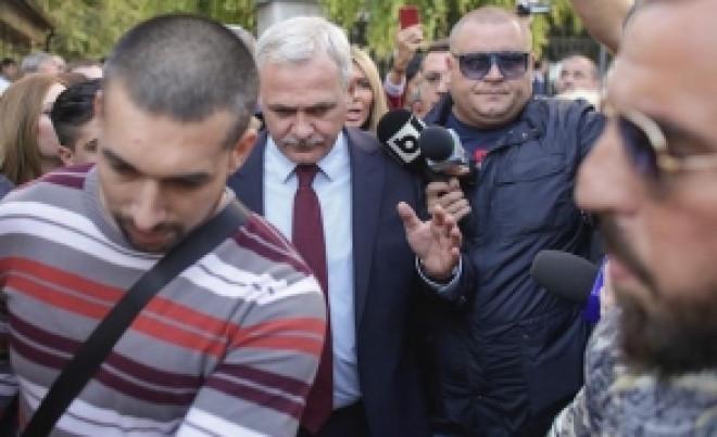 Unul dintre 'bodyguarzii' lui Liviu Dragnea rupe tăcerea: De ce a fost la Înalta Curte