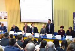 "Bogdan Toader, alaturi de ministrul Ilan Laufer, la summit-ul ""Start-up Nation"", desfasurat azi la Ploiesti"