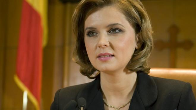 Care este adevăratul președinte al TNL Prahova. Deputatul Roberta Anastase își spune punctul de vedere față de cele două alegeri