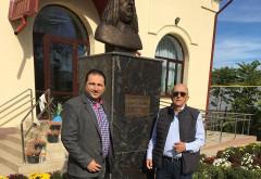 """Bustul domnitorului Patrascu cel Bun, dezvelit la Gherghita. Proiect sustinut de SMV Ploiesti si Fundatia """"Constantin Stere"""""""