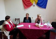 Deputatul PSD Rodica Paraschiv si-a deschis cabinetul paramentar din Slanic